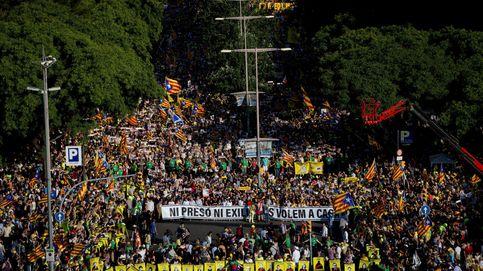 El soberanismo planea colapsar Barcelona del 11-S al 3-O