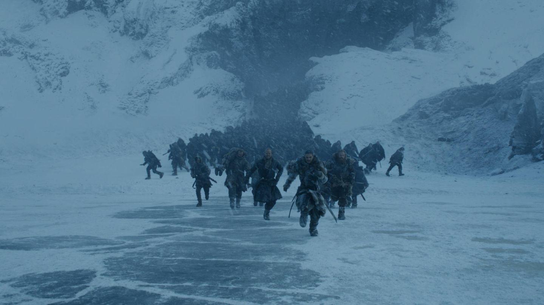 Imagen del sexto capítulo de la séptima temporada de 'Juego de tronos'.
