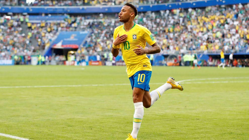 La estrategia del Real Madrid para no cabrear al PSG con Neymar y Mbappé