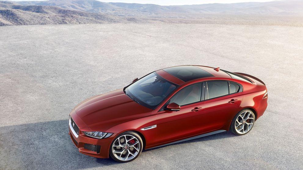 Jaguar XE, la berlina deportiva británica