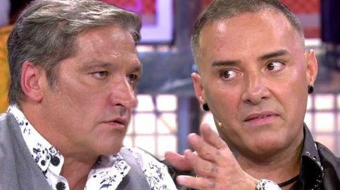 Gustavo González salta a la yugular de Dinio por el incómodo secreto de María Lapiedra