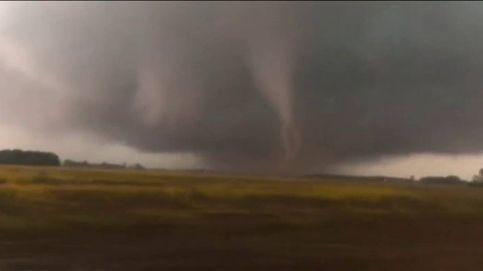 Ola de tornados en el centro de EEUU