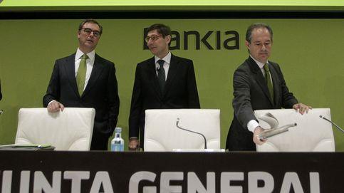 Bankia gana 237 millones hasta marzo, un 3,3% menos, tras la venta de Miami