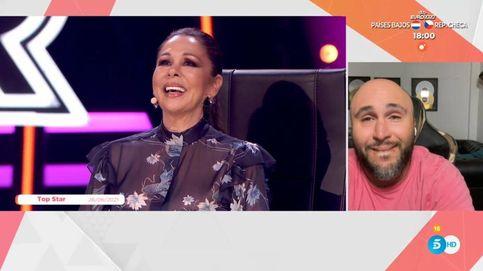 'Viva la vida': Kiko Rivera se 'pitorrea' de Isabel Pantoja por el fracaso de 'Top Star'