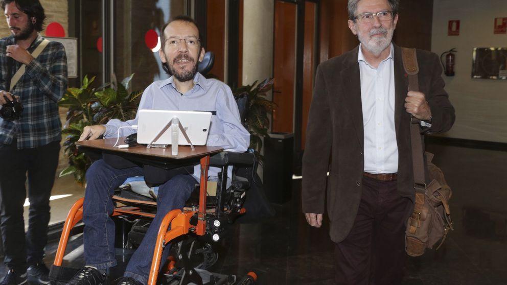 Las bases de IU aprueban su alianza con Podemos para las generales del 26-J