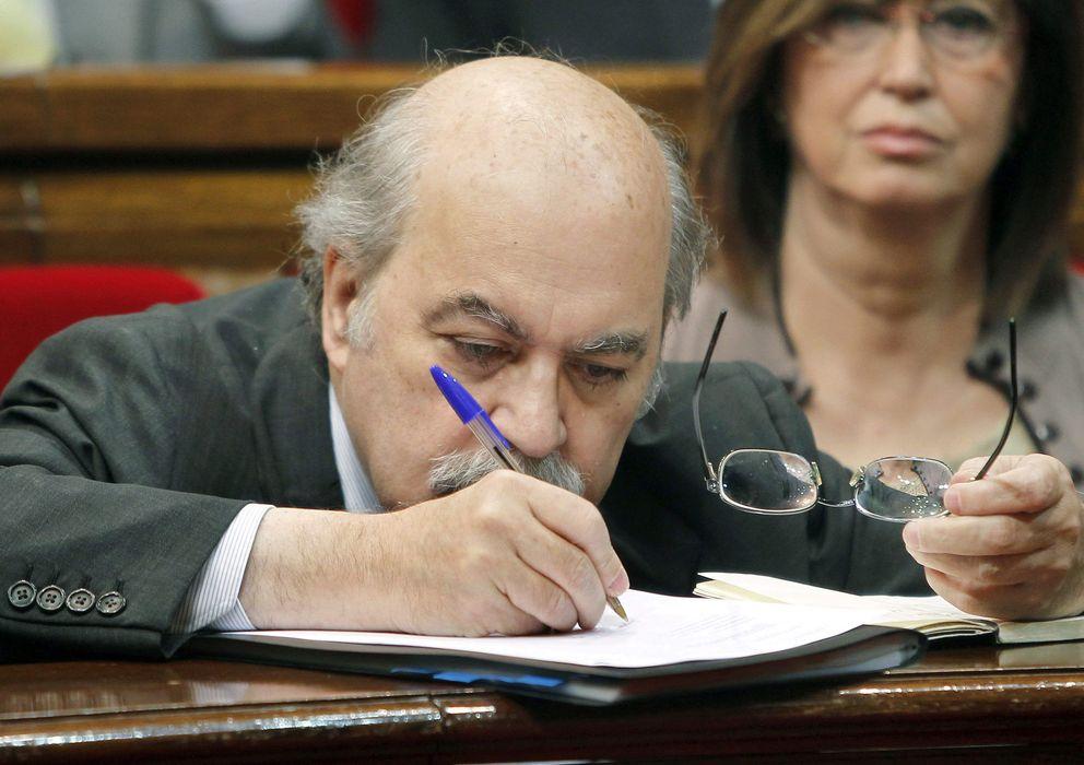 Foto: El conseller de Economía, Andreu Mas-Colell. (EFE)