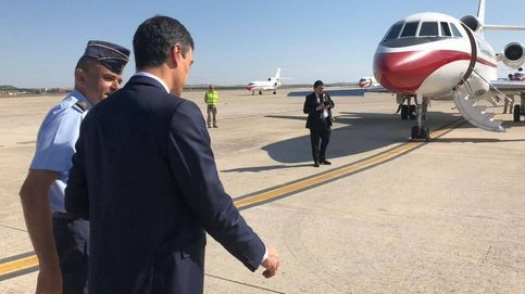Falcon: Viaja el líder de la seguridad nacional