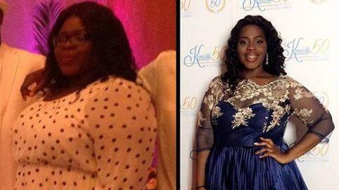 Perdió 45 kilos con este método y eliminando los carbohidratos