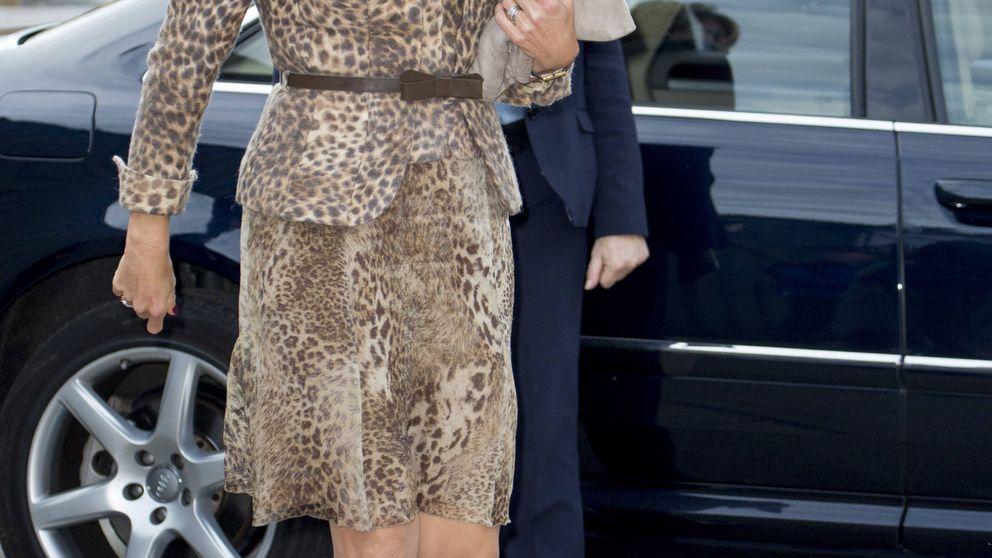 La reina Máxima saca su lado más animal y llena su agenda de glamour