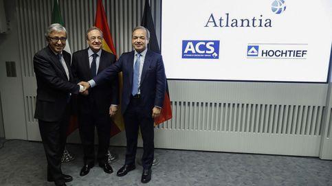 """Del """"never, never"""" a """"la vida es como es"""": ¿Cuánto durará el pacto ACS-Atlantia?"""