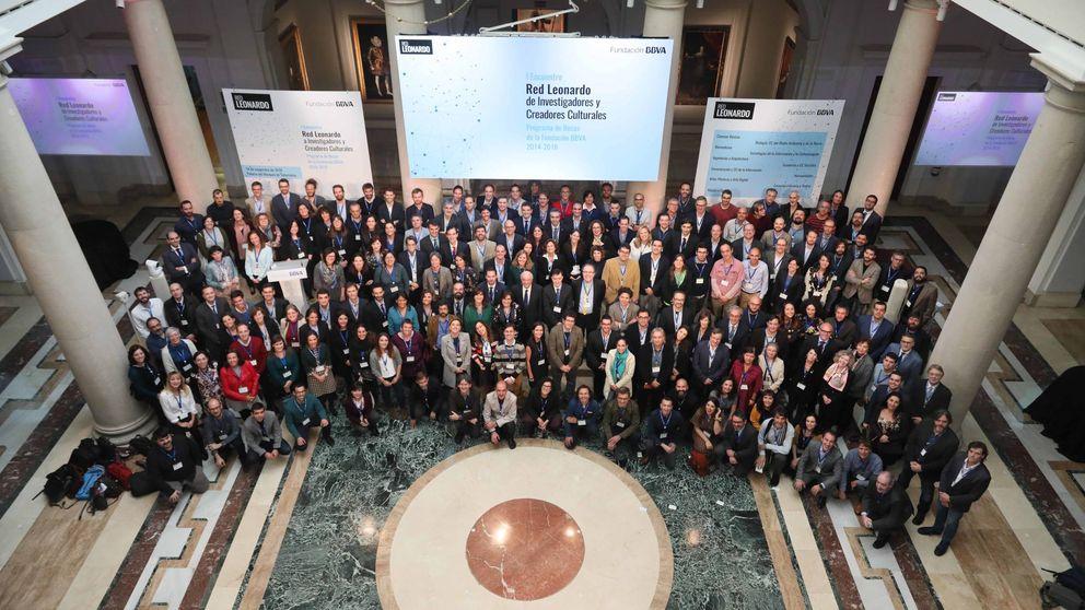 La Fundación BBVA crea la Red Leonardo para fomentar el intercambio de ideas