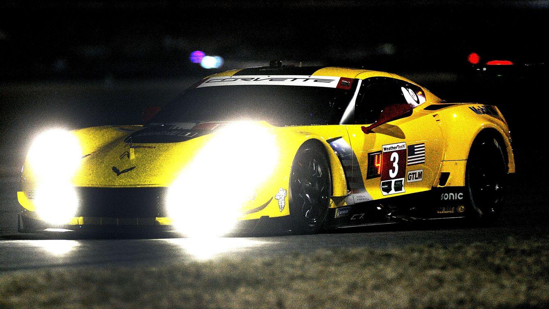 Foto: Antonio García lleva una década corriendo con Chevrolet. (EFE)