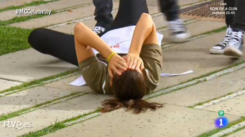 La actriz se impuso a José Corbacho en una ajustada lucha.