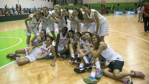 El baloncesto español colecciona éxitos: la Sub-20 femenina, campeona de Europa
