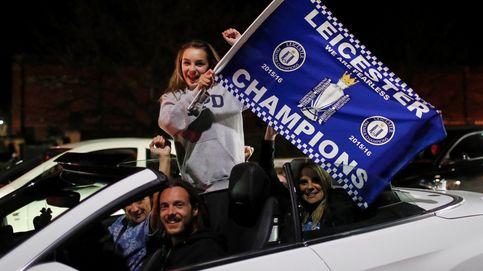 La gran juerga del Leicester City