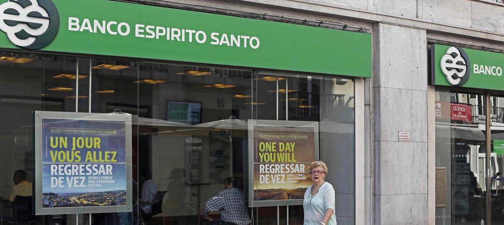 Foto: Euronext retira al Banco Espirito Santo de la bolsa de Lisboa