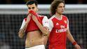 El mal tiro de Ceballos en el Arsenal y su difícil regreso al Real Madrid
