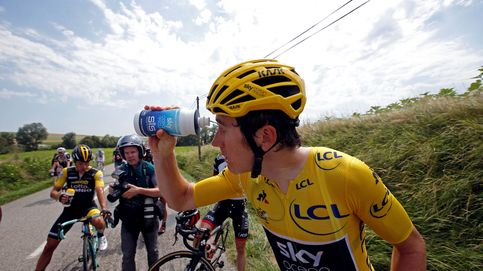Parón en el Tour de Francia por las protestas de unos campesinos