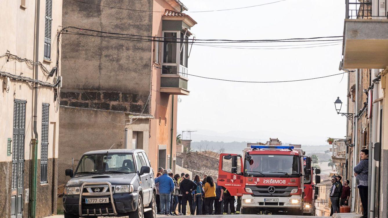 Muere un niño de cinco años atrapado en un incendio en una casa en Villafranca