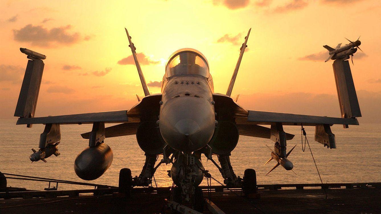 20.000 mensajes por segundo: así se crea el 'software' que mueve los F-18 españoles
