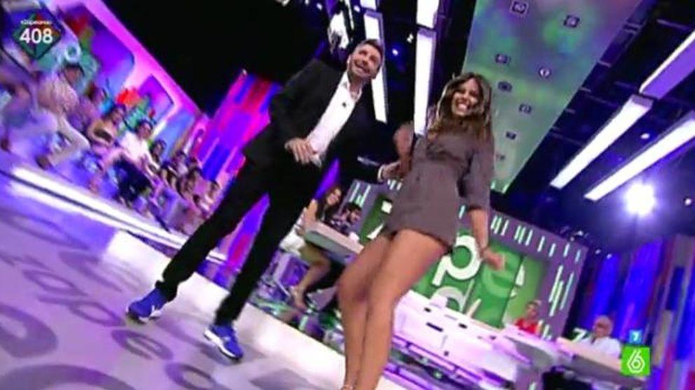 Cristina Pedroche quiere ser como Ylenia: intenta emularla con 'Pégate'