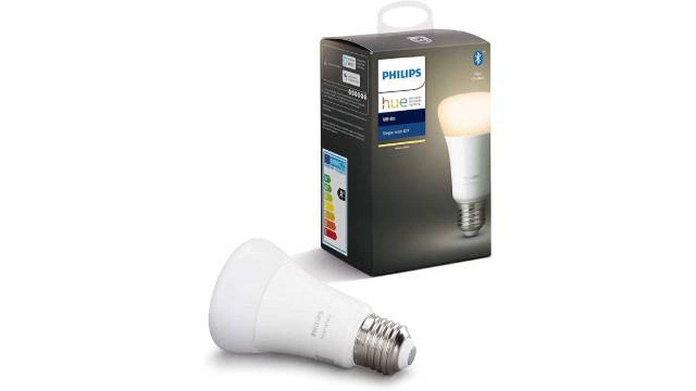 Philips Hue Bombilla Inteligente.
