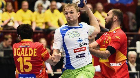 España se complica el pase a los Juegos de Río tras perder contra Eslovenia