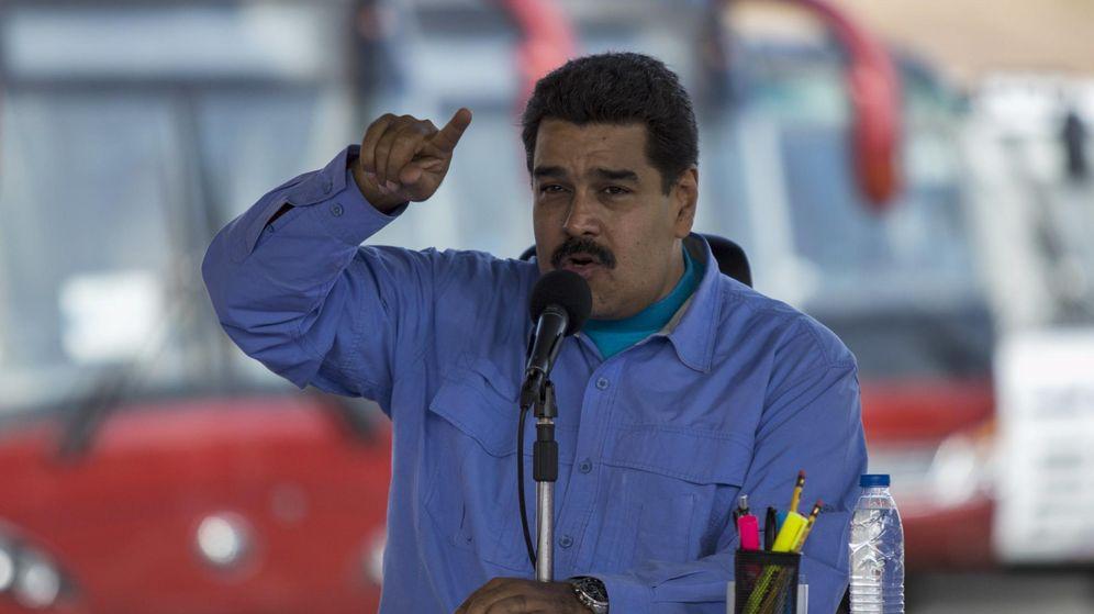Foto: El presidente de Venezuela, Nicolás Maduro (Reuters)