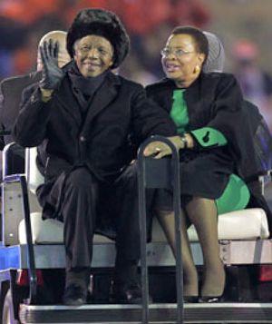 """La FIFA sometió a Mandela a una """"presión extrema"""" para que acudiese a la final"""
