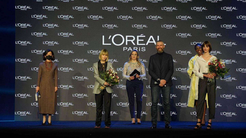 Entrega del Premios L'Oreal. (Cordon Press)