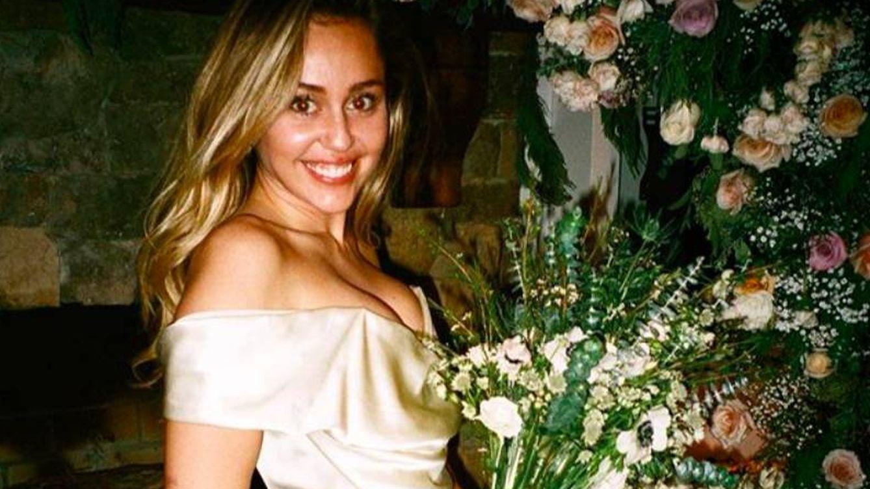 El álbum privado de la boda de Miley Cyrus y Liam Hemsworth, al descubierto
