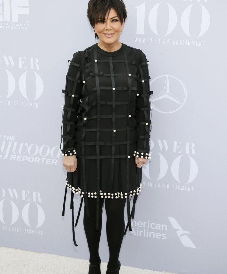 Foto: Kris Jenner en una imagen de archivo.  (Reuters)