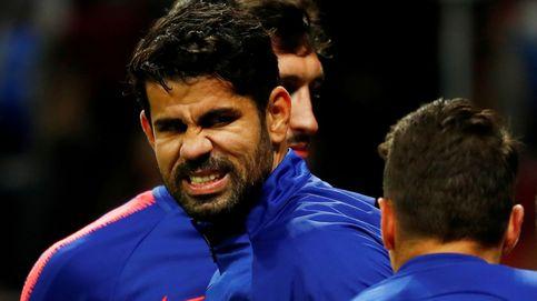 Atlético de Madrid - Eibar: horario y dónde ver en TV y 'online' la vuelta de Diego Costa