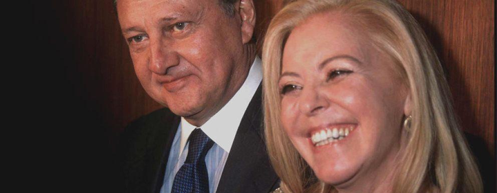 Foto: María Teresa Ortiz Bau renuncia a los 400.000€ que le debía su exmarido, el desaparecido Carlos Larrañaga