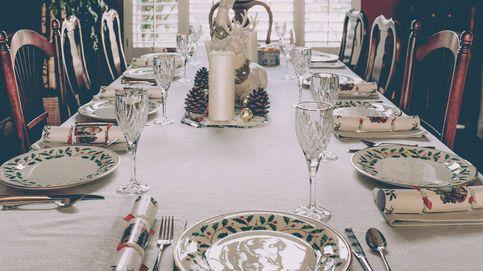 5 ideas (brillantes) para decorar tu mesa en Nochevieja