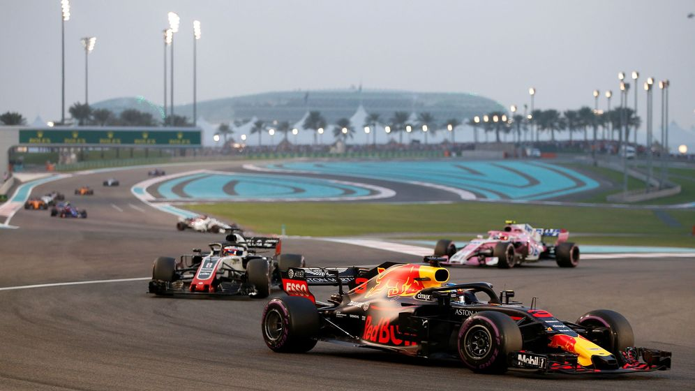 Foto: Según el responsable de Red Bull, los monoplazas no podrán rodar tan cerca como para mejorar los adelantamientos (REUTERS)