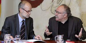 'Traición' en el PSC: Castells sondea a Carod para crear un proyecto alternativo