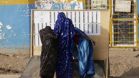 Elecciones presidenciales en Chad