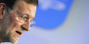 """Foto: Rajoy reconoce la """"verdadera naturaleza"""" de la misión en Afganistán"""