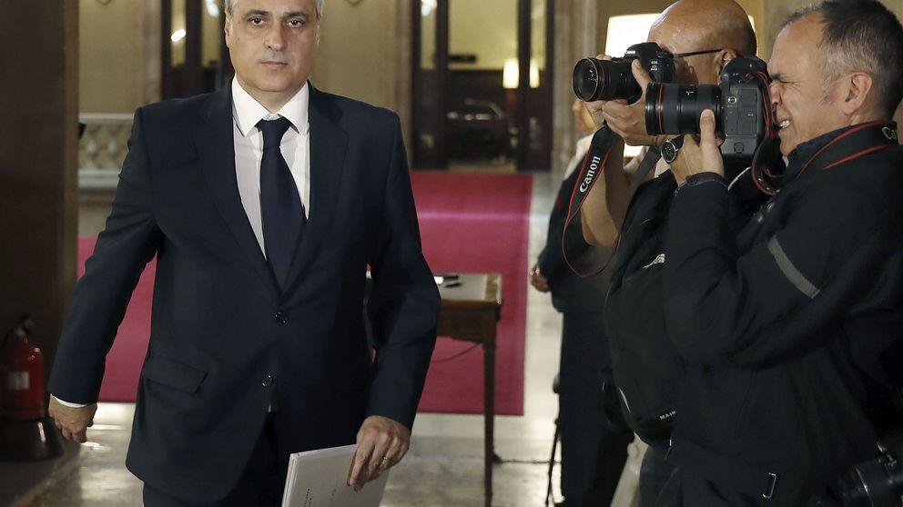 Varapalo a Mas: el TSJC abre diligencias contra Germà Gordó, exgerente de CDC