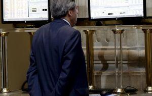 Las bolsas europeas resurgen y quedan a la espera de Mario Draghi