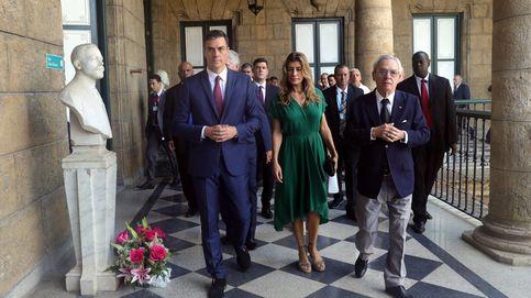 Begoña Gómez en La Habana: los cinco errores de estilo que cometió