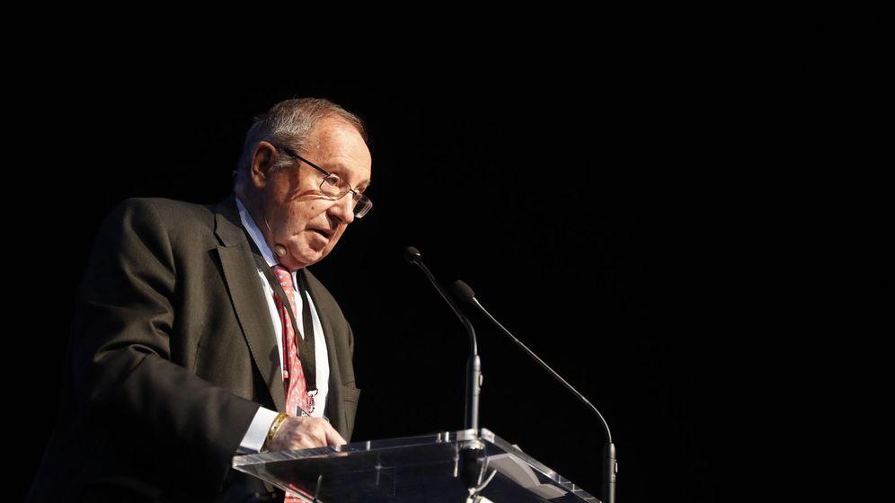 Foto: El presidente de la Cámara de Comercio de España, José Luis Bonet. (EFE)