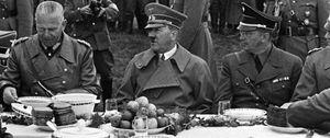 Foto: La valiente que cataba la comida de Hitler