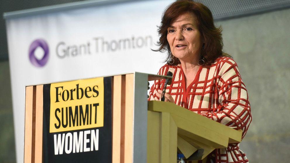 Calvo quiere obligar por ley que las mujeres ocupen puestos de liderazgo en las empresas