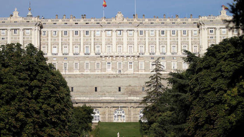 El Palacio Real de Madrid. (Reuters)