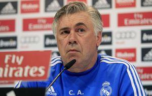 Ancelotti no entiende la falta de respuesta al recurso por Cristiano