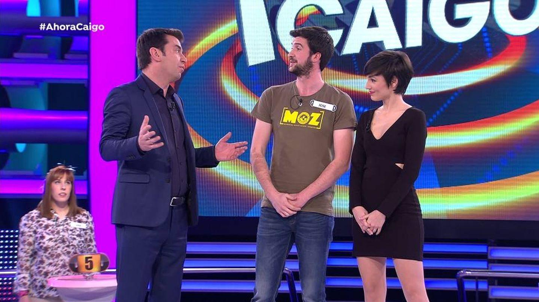 Imagen del programa de este martes de '¡Ahora caigo!'. (Atresmedia)