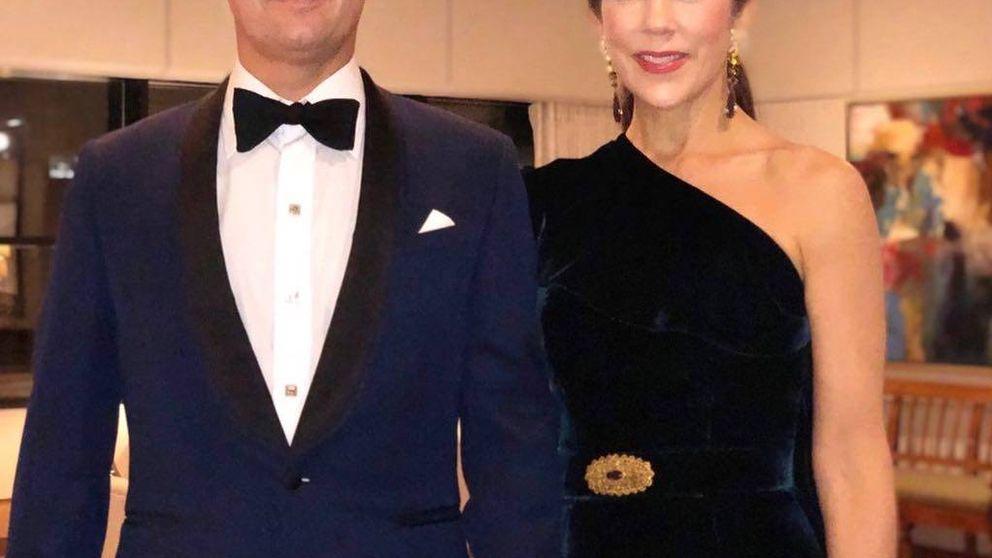 Federico y Mary de Dinamarca, Rania… Todos los royals en la fiesta de Carlos