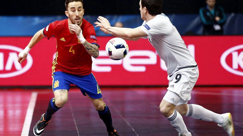 Mario Rivillos: El futsal merece más de 30 segundos muy de vez en cuando